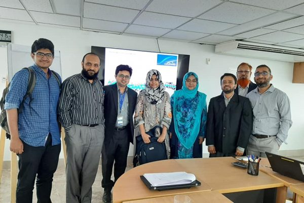 View exchange meeting with Linde Bangladesh Limited Safety Team on Process and Transportation Safety